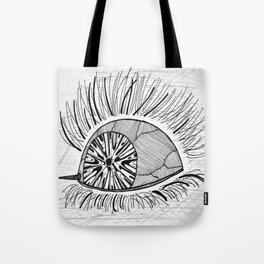 mutant eye Tote Bag