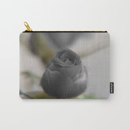 A Black Rose for your Sweetheart Carry-All Pouch