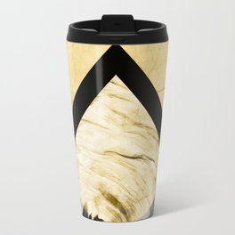 Geometric Composition 5 Travel Mug