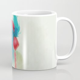 Wounded Dryad Coffee Mug