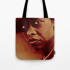 oil pastel style Tote Bag