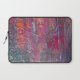 Seaweed With My Pink Bamboo Laptop Sleeve