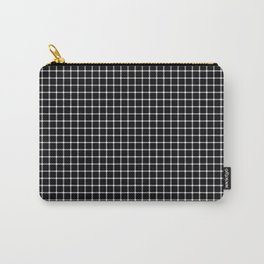 Black and White Optical Illusion Carry-All Pouch
