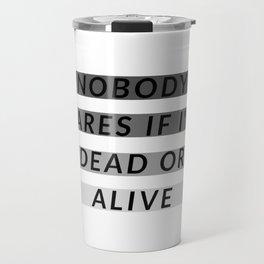 wonderful life Travel Mug