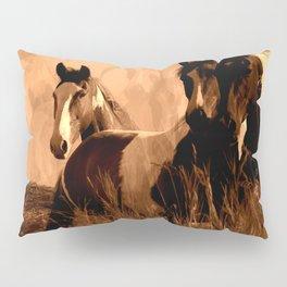 Horse Spirits Pillow Sham