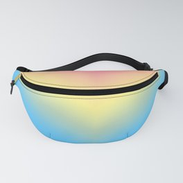 color in Pastel Fanny Pack