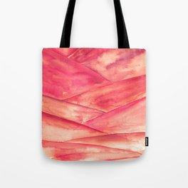 Purple Dune Tote Bag