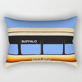 THE METRO Rectangular Pillow