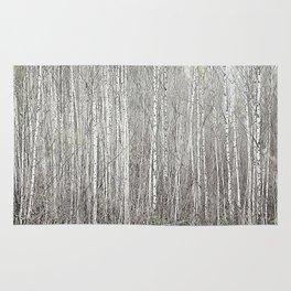 Birch grove Rug