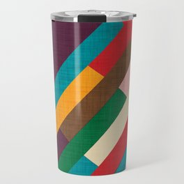 meridian purple Travel Mug