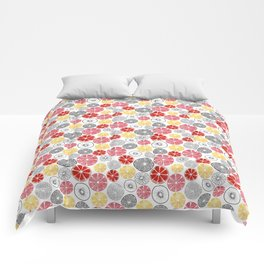 Segments Comforters
