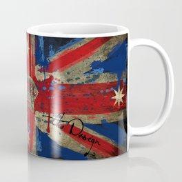 Union Jack & Eureka Flag Coffee Mug