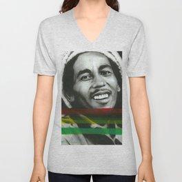 'Marley' Unisex V-Neck