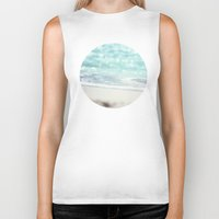 serenity Biker Tanks featuring Serenity by Beth - Paper Angels Photography