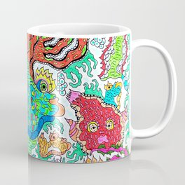 Ocala Fish Coffee Mug