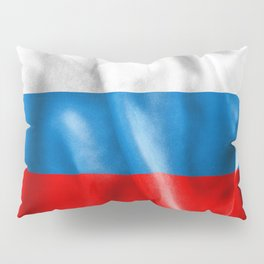 Russian Federation Flag Pillow Sham