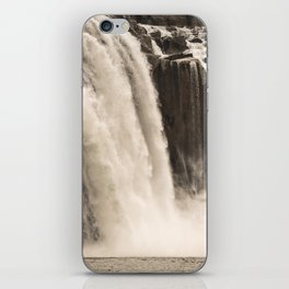 Shoshone Falls in Twin Falls, Idaho iPhone Skin