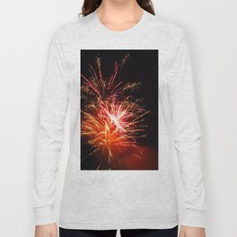 sparky night Long Sleeve T-shirt