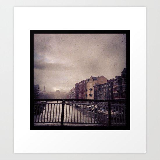 Stille Art Print