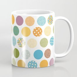 bohemian circles Coffee Mug