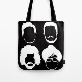 Fob Silhouettes Tote Bag