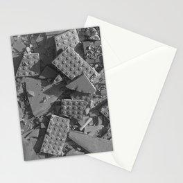 Broken Bricks Stationery Cards