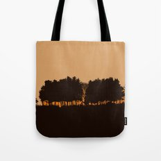 Harvey's Neck Sunset Tote Bag
