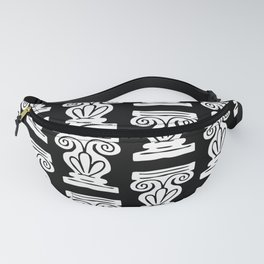 Pillar Pattern 2 Fanny Pack