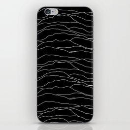 Space Pulse iPhone Skin