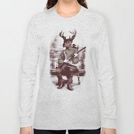 The Deer Hunter  Long Sleeve T-shirt