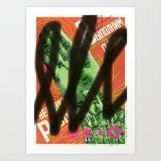 SOVIET UNION Art Print