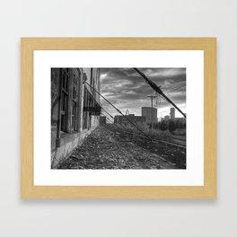 St. Louis Vacancy Framed Art Print