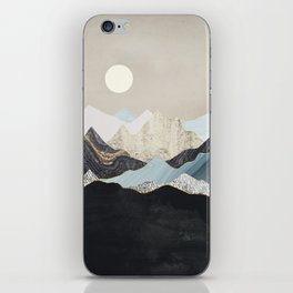 Silent Dusk iPhone Skin