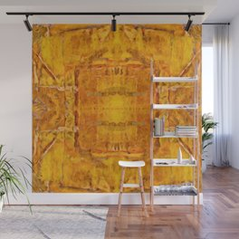 Gold Pattern no 1 Wall Mural