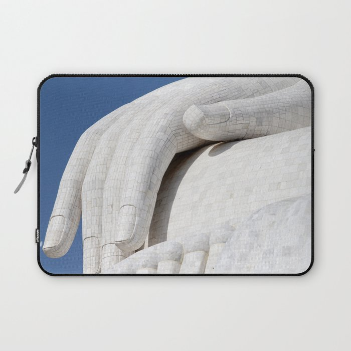 Hand of Buddha Laptop Sleeve