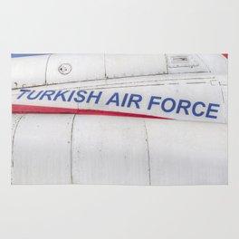 Turkish Air force Logo Rug