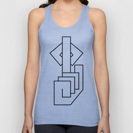 Shh Don't Tell Anyone Unisex Tank Top