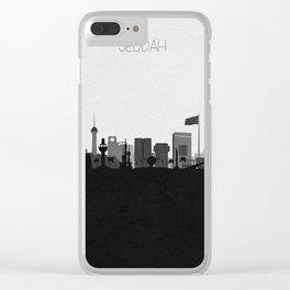 City Skylines: Jeddah Clear iPhone Case