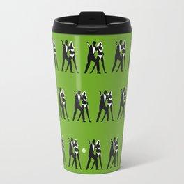 Green Dr No Travel Mug