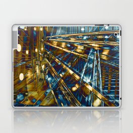 City Lines Laptop & iPad Skin