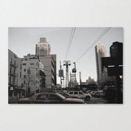 NYC 4 Canvas Print