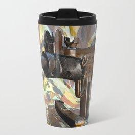 Warped Logic Travel Mug