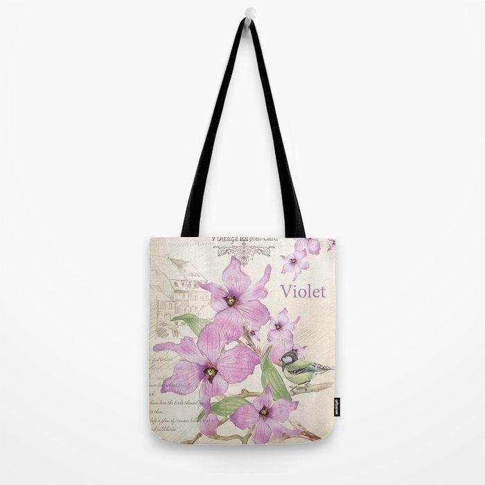 Macro Flower #13 Tote Bag
