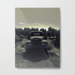old country ford Metal Print