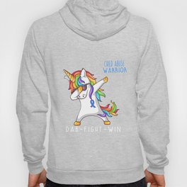 CHILD ABUSE Warrior Support CHILD ABUSE Awareness Gifts Hoody