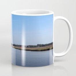 Quiet Morning At The Dock Coffee Mug