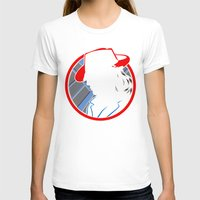 agent carter T-shirts featuring Agent Carter by offbeatzombie