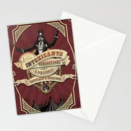 A Book of Intoxicants, Concoctions, Liquors, Tipples & Brews Stationery Cards