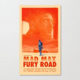 Mad Max: Fury Road Canvas Print