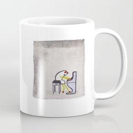 Boo... pianiste Coffee Mug